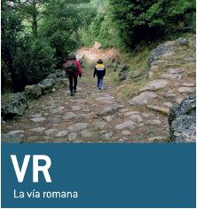 La via romana