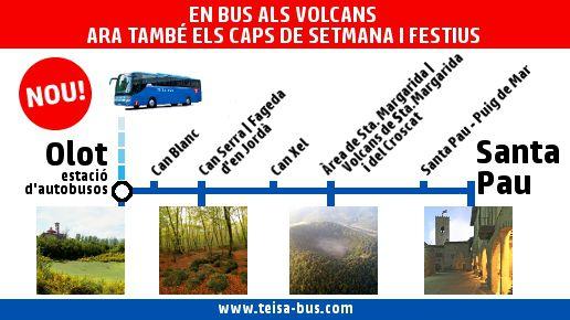 Bus dels Volcans