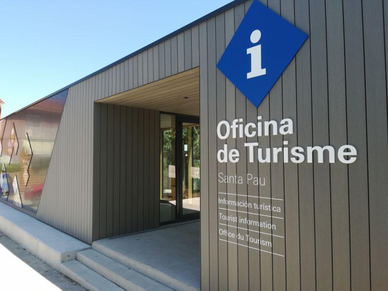 Oficina de Turisme de Santa Pau