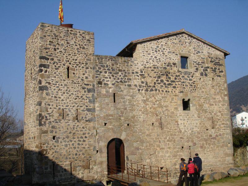 Castell Medieval Estada Juvinyà